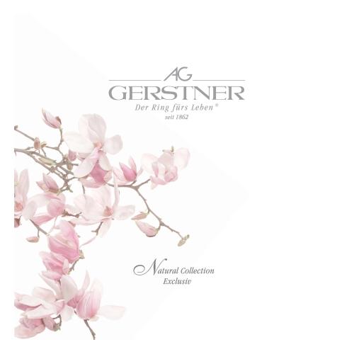 Gerstner trauringe katalog